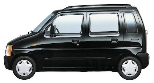 Suzuki Wagon R First generation side