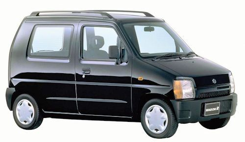 Suzuki Wagon R First generation
