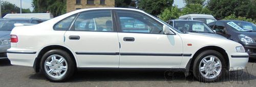 Honda Accord Fifth generation Europe side