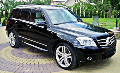 mercedes benz mercedes glk class 2008. Black Bedroom Furniture Sets. Home Design Ideas