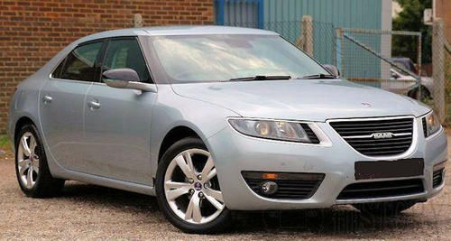 Saab 9-5 2nd generation range and specs