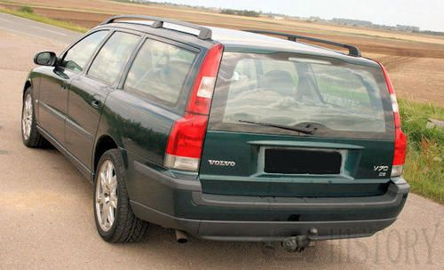 Volvo V70 Second generation estate rear view