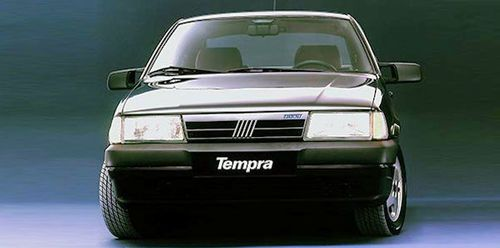 Fiat Tempra front view