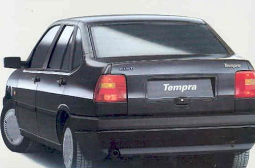 Fiat Tempra rear view