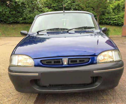 Rover 100 front