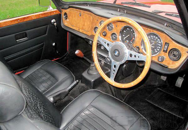Triumph Triumph Tr6 1969 1976