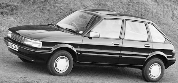 Austin & MG Maestro side view