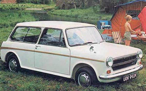 Austin 1000 1300 ADO16 Countryman estate mk3