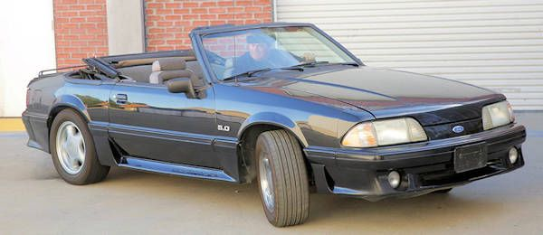 1988-Ford-Mustang-5-0-Convertible Wheeler Dealers Series 13 (2016)