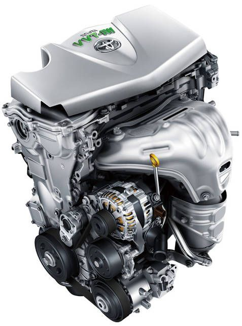 toyota 6AR-FSE-engine
