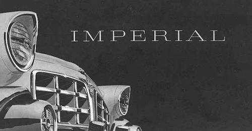 Imperial cars History