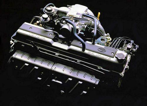 Toyota Fzfe Engine Injection on 1993 Toyota Land Cruiser Engine Conversion