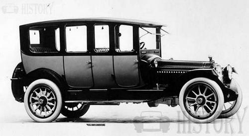 1914 Packard early Limousine