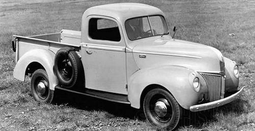 1941 Ford pickup.
