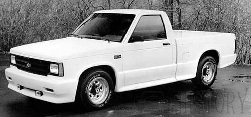 Pickup truck types and history
