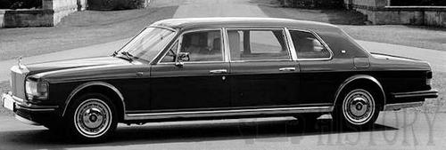 Limousine body types and history