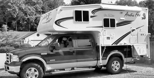 campervan dismountable