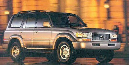 Lexus LX First generation J80