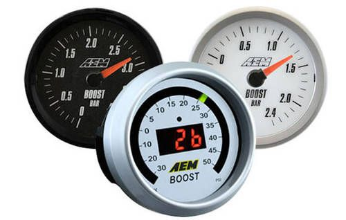 Boost gauge use in cars explained
