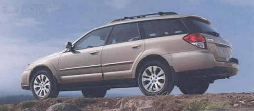 Subaru Outback First Generation side