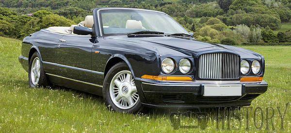 Bentley Bentley Azure 1st Gen 1995 2003