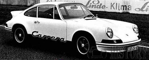 911 Carrera RS (1973 and 1974)