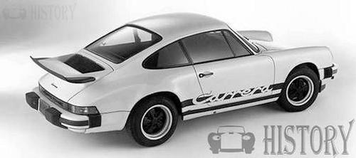 911 Carrera 2.7 / G and H (1974-1975)