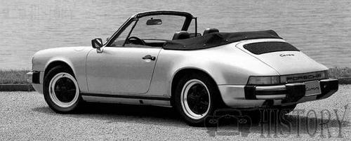 911 3.2 Carrera / E, F, G, H, I, J and K series (1984–1989)