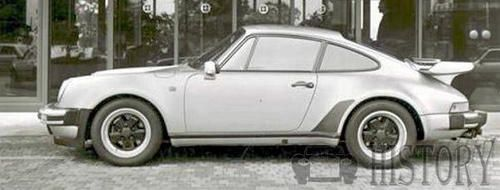 911 Turbo (Type 930) (1974–1989)