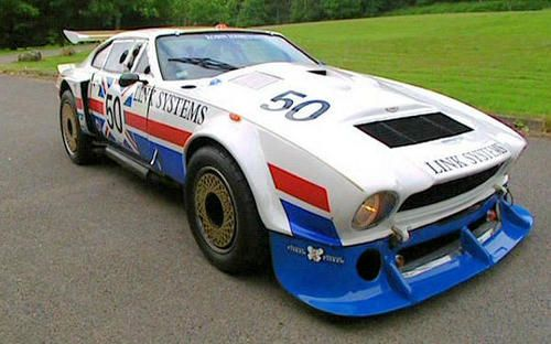Aston Martin RHAM/1 race car history