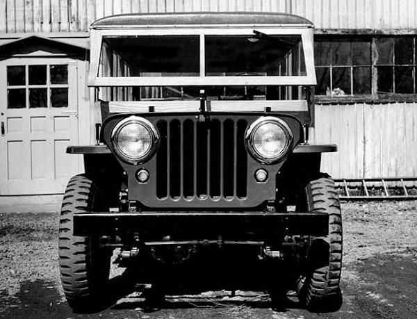 Willys-Overland CJ-2