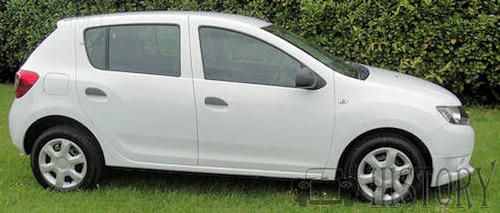 Dacia Sandero II side view