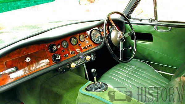 AC Greyhound interior