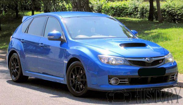 Subaru Subaru Impreza 3rd Gen Wrx Sti 2007 11