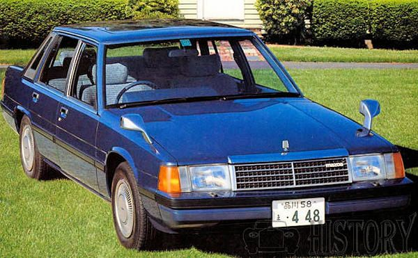 Mazda 929 3rd Luce 4th Generation