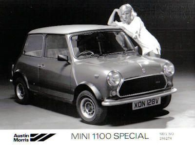Mini classic limited edition 1100 Special
