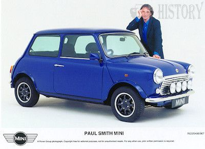 Mini classic limited edition Paul Smith