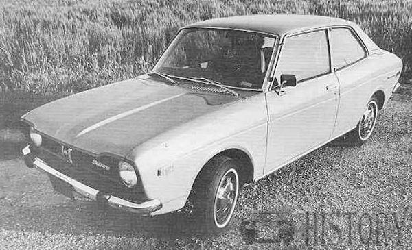 Subaru Subaru Leone 1st Gen 1971 1981