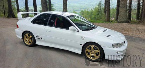 Subaru Impreza First generation coupe 1999
