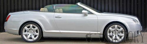 Bentley Continental GTC First generation side view