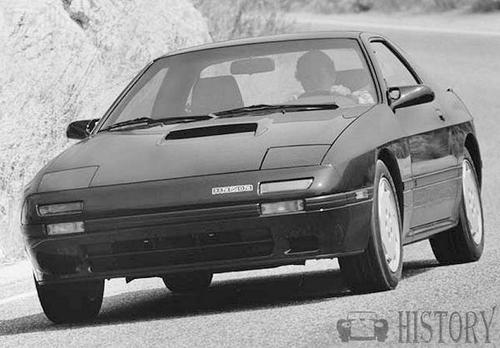 Mazda RX-7 Second generation 1988 turbo