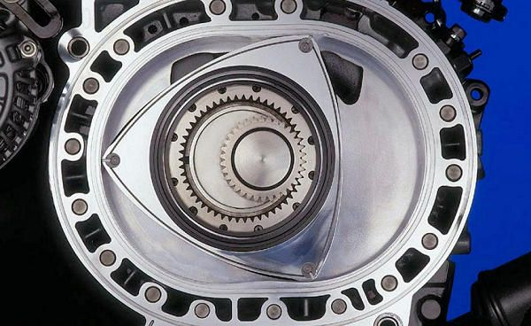 Rotary engine types and history